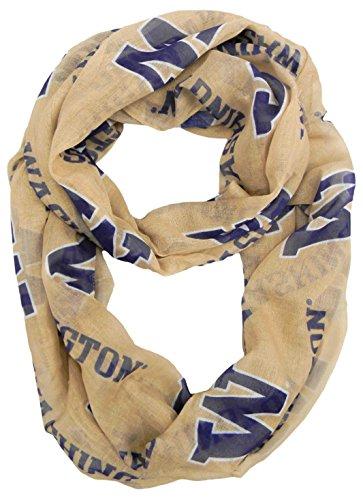 NCAA Washington Huskies  Sheer Infinity ()