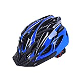 Best 007 Adult Cycling Bike Helmet (Blue&Black)