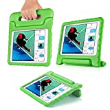 TNP iPad 2017 iPad 9 7 inch Case - Kids Friendly Light Weight Shock Proof Impact Drop Resistant Protective Convertible Stand Cover for Apple iPad 9.7