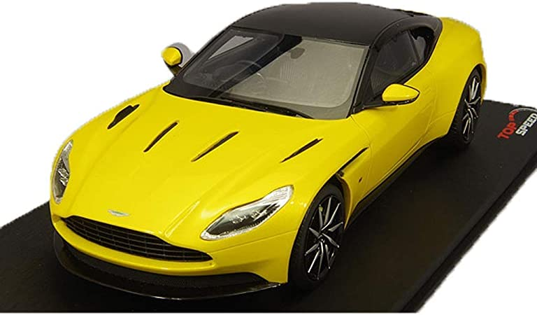 Kakadz 1 18 Aston Martin Db11 Alloy Resin Car Model Children S Toy Car Collection Ornaments Collectible Gifts Color Yellow Amazon Co Uk Kitchen Home