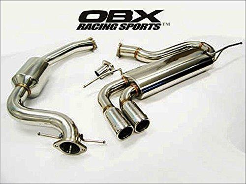 OBX (Rear section) 06-09 Golf GTI MK-V/Audi A3 FWD 2.0T TFSI ES-VW02C/C1/R Catback System
