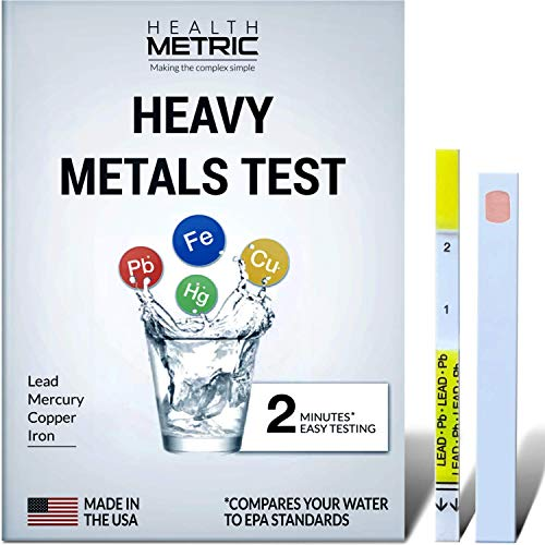 Lead Iron Copper and