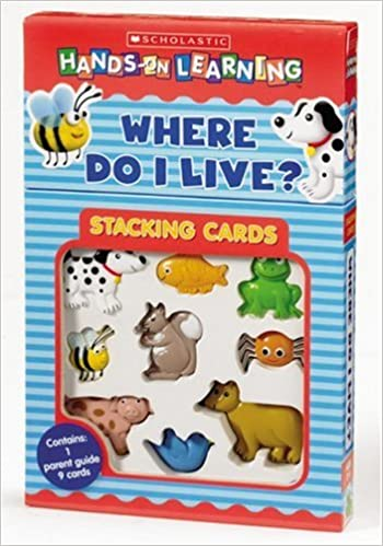 Buy Scholastic Hands On Learning Where Do I Live Stacking Cards Scholastic Hands On Learning Cards Book Online At Low Prices In India Scholastic Hands On Learning Where Do I Live Stacking Cards Scholastic Hands On Learning Cards Reviews Collection by karen minifie redmond. amazon in
