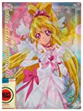 Promo File Folder Dokidoki! Precure Pretty Cure Heart Engage Mode Diamond Sword A7635