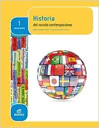 Historia del mundo contemporáneo 1º Bachillerato LOMCE ...