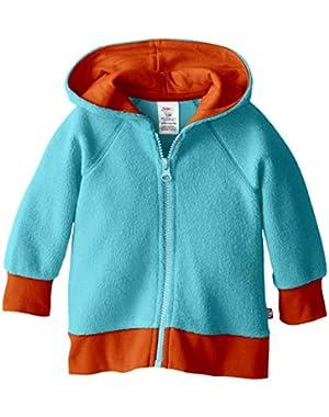Unisex Baby Cozie Fleece Contrast Hoodie