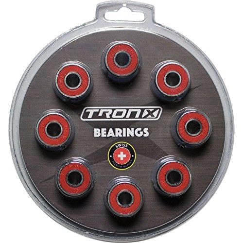 TronX 16-Pack Inline Hockey Bearings (Swiss Lite)