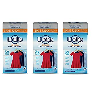 Woolite At-Home Dry Cleaner, Fresh Scent, 42 Cloths