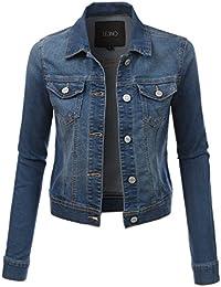 Womans Denim Jacket