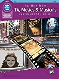 Top Hits from TV, Movies & Musicals Instrumental Solos: Flute