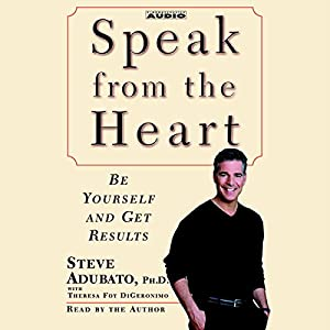 Speak from the Heart Audiobook