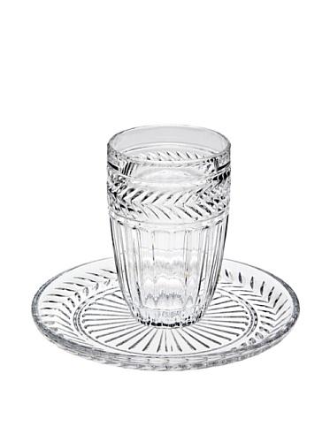 Glass Kiddush Cup - 2