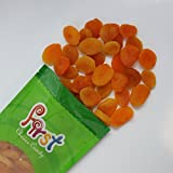 High Quality Dried Apricots 1 Pound 16 oz In FirstChoiceCandy Resealable Gift Bag