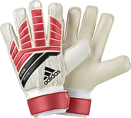 adidas Performance ACE Training Goalie Gloves, Bright Red, Size 9
