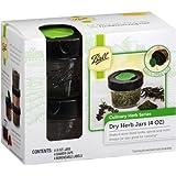 Ball Culinary Dry Herb Jars, 4 ct (1)