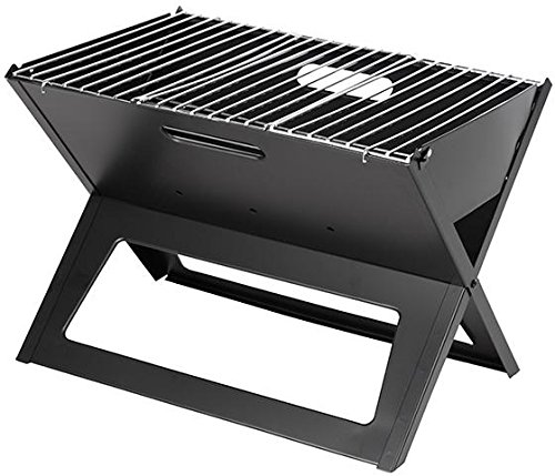 Hotspot Notebook Charcoal Grill, 14.18Hx11.82Wx, (Hot Spot Notebook)