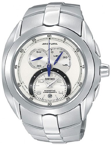 - Seiko Arctura Men's Kinetic Watch SNL055
