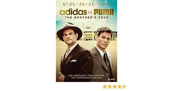 bbabb9bfc6a8 Amazon.com  Watch Adidas Vs. Puma  The Brother s Feud