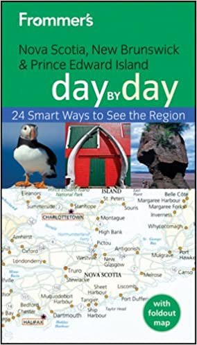 Book Frommer's Nova Scotia, New Brunswick and Prince Edward Island Day by Day (Frommer's Day by Day - Pocket)