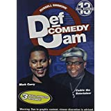 Def Comedy Jam, Vol. 13 by Mark Curry