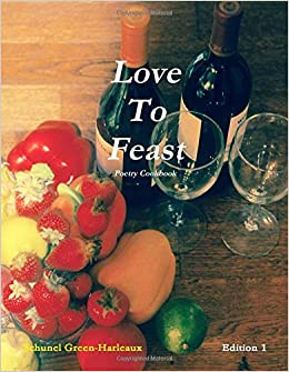 Book Love to Feast: Poetry Cookbook