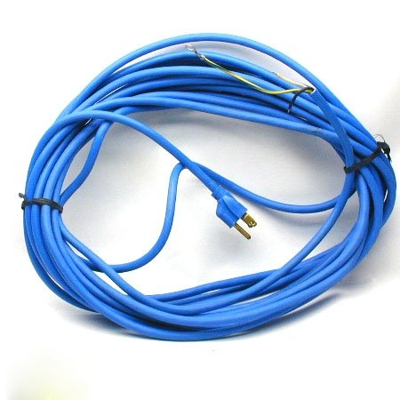 18/3 36 foot Vacuum Power Cable Blue