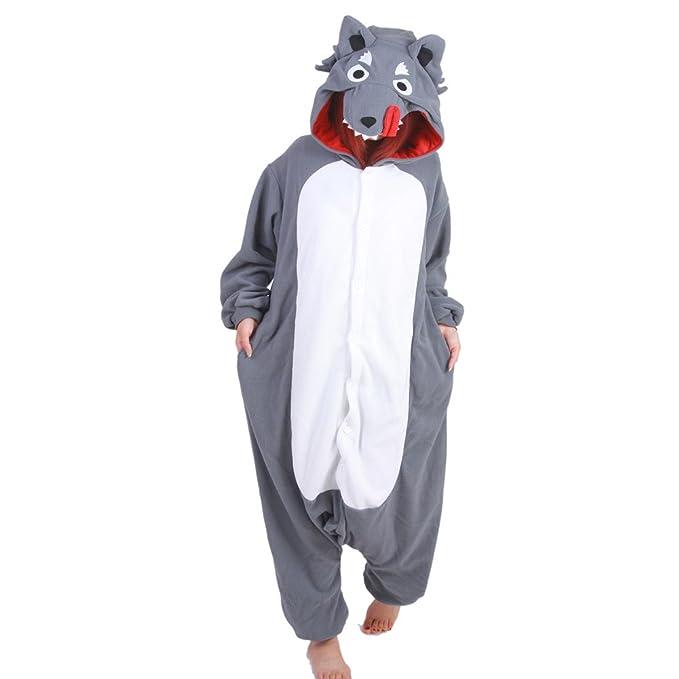 Amazon.com: Miss-Meg 2017 New Cospplay Pajamas Costume Jumpsuits Onesie For Halloween: Clothing