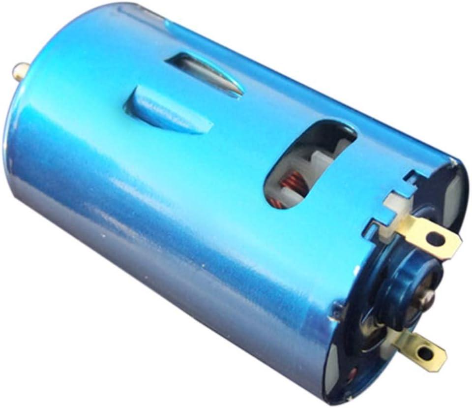 FTDDFJAS 1 st/ück Blau RS-550 DC Motor High Speed Gro/ßes Drehmoment RC Auto Boot Modell 12 V 24 V 30000 RPM