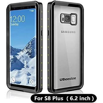 Amazon.com  Galaxy S8 Plus Waterproof Case e5e6623b349bb