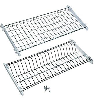 Filtex Escurridor de Acero inoxidable, Plata, 24 cm, 2 ...