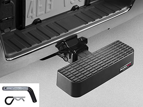 (WeatherTech 8ABS2WHP1 Bumper Step with Hitch)