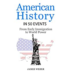 American History in 50 Events: From First Immigration to World Power
