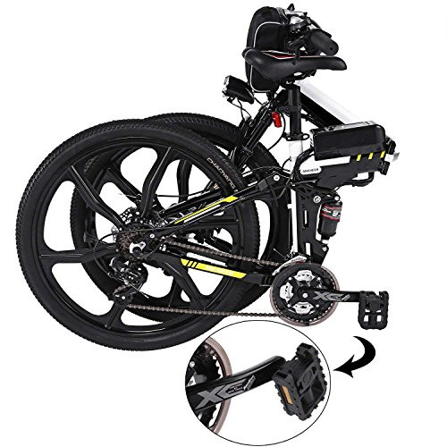 Aceshin folding electric bike