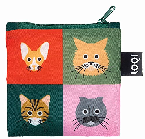 multicolour Stephen Loqi Cheetham Cats Bag Multicolor xFTUfnTzv