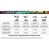 S.R.Smith MLED-C-150 Mod-Lite 7W 150' Cord Wireless