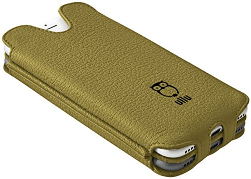 ullu Sleeve for iPhone 8/ 7 - Olive Green UDUO7PL11 by ullu (Image #1)