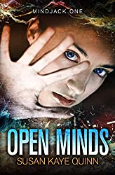 Open Minds (Mindjack Series Book 1)