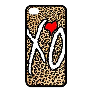 High Quality Customizable Durable Rubber Material The Weeknd to XO desire iphone 5 gone 5S Back Cover Case other