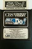 Mr. Do! - ColecoVision (CBS Electronics International Version)