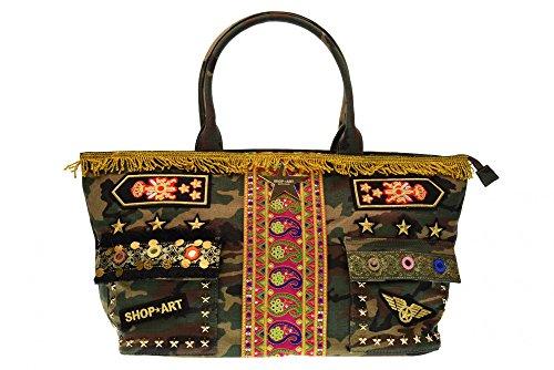 it Spalla Donna A 10226 Abbigliamento Art Militare Borse Amazon Shop Unica OqHwgZO