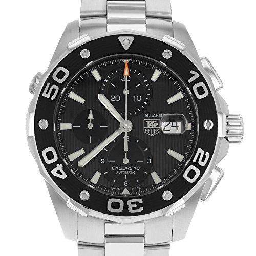 Tag Heuer Aquaracer Chronograph Mens Watch CAJ2110.BA0872