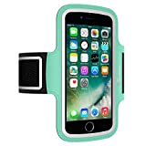 Trianium Armband for Large Phone- iPhone Xs Max XR iPhone X 8 7 6s Plus,LG G7 G6,Galaxy s9 s8, Note 9 8(Fit Otterbox Defender/Lifeproof case)[Water Resistant] ArmTrek Pro Sport Arm Band w/Key Holder