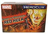 2017 SDCC Exclusive Red Hulk Spirit Of Vengeance Limited Edition Heroclix