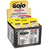Gojo 6380-04 Scrubbing Wipes 80 Ct. Counter Display, 4-Pack