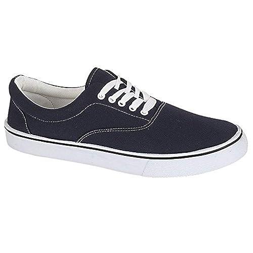 LD Outlet - Zapatillas de skateboarding para hombre: Amazon.es: Zapatos y complementos