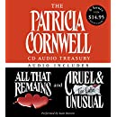 The Patricia Cornwell CD Audio Treasury Low Price: Contains All That Remains and Cruel and Unusual (Kay Scarpetta Series)