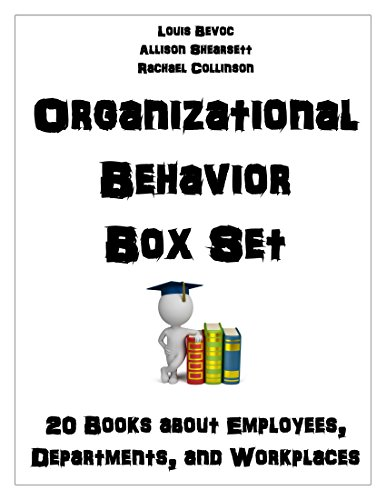 organizational-behavior-box-set-20-books-about-employees-departments-and-workplaces