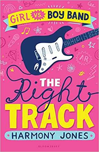 Book Girl vs. Boy Band: The Right Track