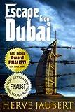 Escape from Dubai, Herve Jaubert, 0929915941