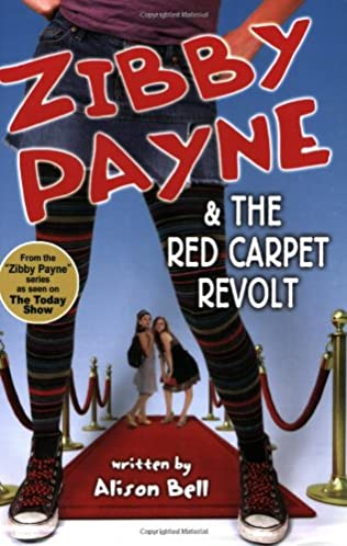 book cover of Zibby Payne & the Red Carpet Revolt